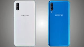 Samsung Galaxy A70 vs Galaxy A50 Comparison