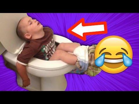 en acayip yerlerde uyuyakalan 30 komik çocuk