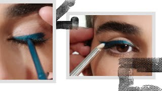 Instant Artistry: Coloured Eyeliner Thumbnail