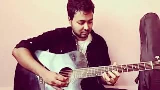 Kuch To Hai Video DO LAFZON KI KAHANI Randeep Hooda Armaan Malik Guitar cover by sushant gupta