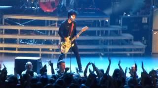 Green Day:  J.A.R. - DD Center (Providence, RI) 4.9.2013