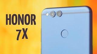 Неделя с Honor 7X. Китаец без рамок!