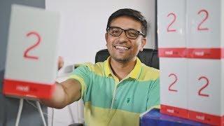 RealMe 2 Vs RealMe 1 Naming - RealMe 2 Pro, RealMe 3, RealMe 4 .....