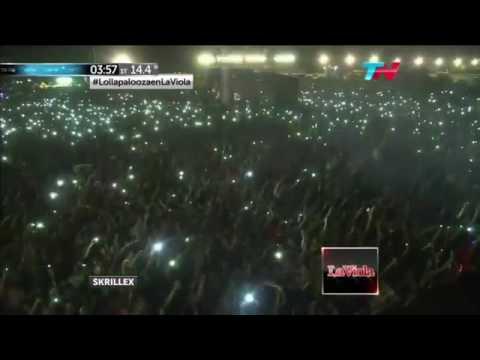 | Skrillex en Argentina |
