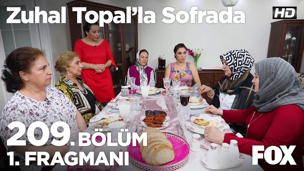 Zuhal Topal'la Sofrada 209. Bölüm 1. Fragmanı