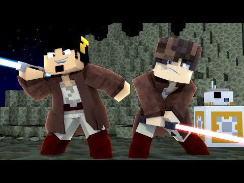 Minecraft: STAR WARS - ESCADONA ‹ AMENIC ›