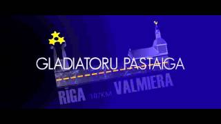 Skrējienceļojums Rīga-Valmiera promo (You be films)