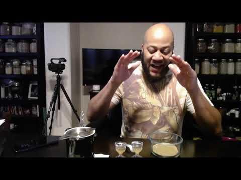 How To Make a Herbal Eye Wash