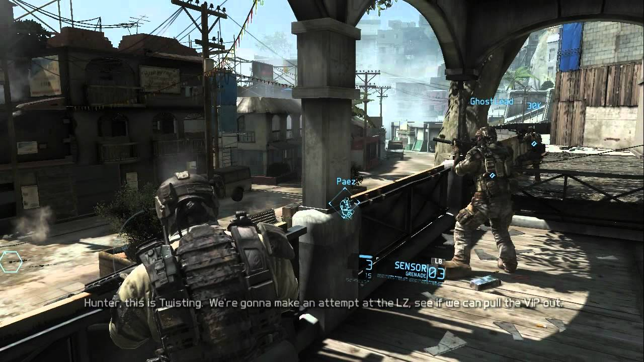 Tom Clancy's Ghost Recon Future Soldier - max settings (GT 540M, i5-2410M) - PART 1 - YouTube
