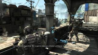Tom Clancy's Ghost Recon Future Soldier - max settings (GT 540M, i5-2410M) - PART 1