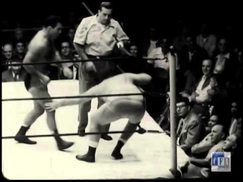 Bozo Brown vs. Johnny Balbo (09/09/1950)