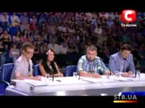 «The X-factor Ukraine» Season 2. Casting in Kharkov. part 1