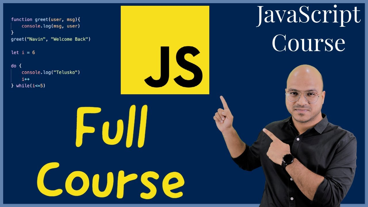 #0 JavaScript Tutorial for Beginners   Introduction