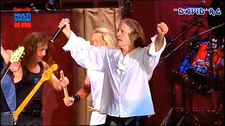 Iron Maiden - Run To The Hills Rock in Rio 2019 (Sub Español) [Lyrics] HD
