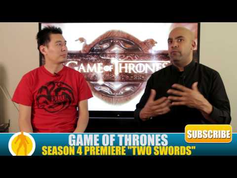 "Game Of Thrones Season 4 Premiere Review ""Two Swords"""