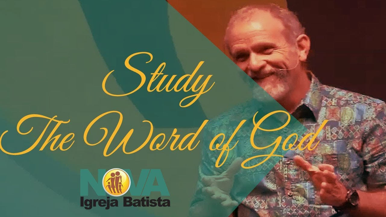 Study the Word of God