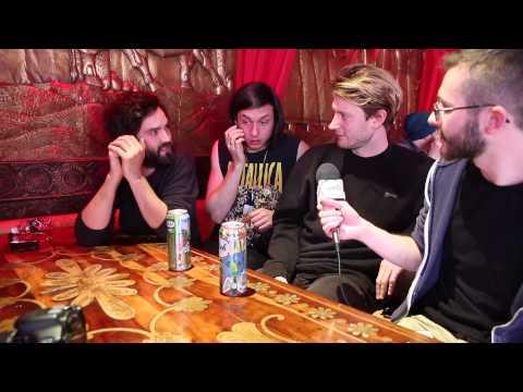 Dinosaur Pile-Up Interview