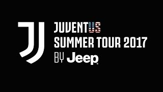 Juventus Summer Tour 2017 by Jeep: We're storming USA.