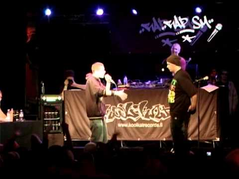 Rap SM 2008 (Finaali) AKA vs. Kosola