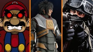 Nintendo Breaking the Law? + Half-Life is a Final Fantasy + Who SWATs a 12 Year Old?
