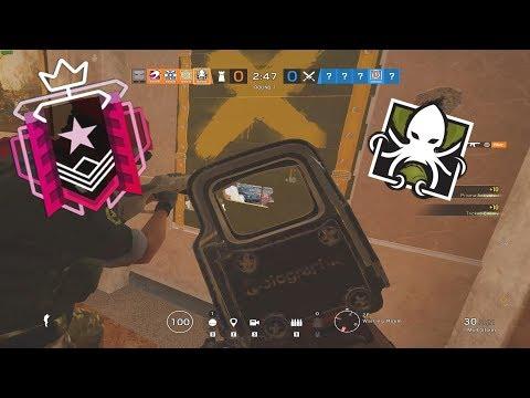 The Champion Alibi Ace - Rainbow Six Siege