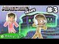 Minecraft Prank 3 Creepy Mansion HobbyPigTV