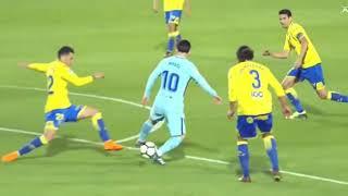 Messi Skills and Goals 2018/2019