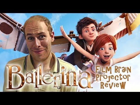 Projector: Ballerina (AKA Leap!) (REVIEW)