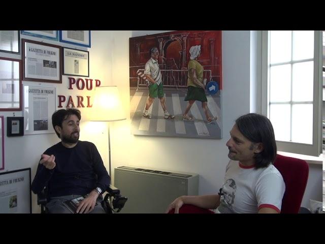 Pour Parler stories 02.09.2020 Emiliano Pergolari
