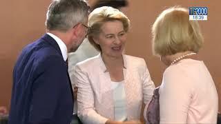 Ue, Ursula Von Leyen presidente Commissione europea. Madre e politica di successo