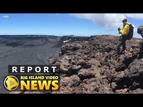 Planning For Mauna Loa (Nov. 1, 2017)