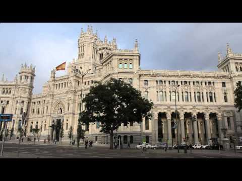 Philip Cervera Madrid Post Office