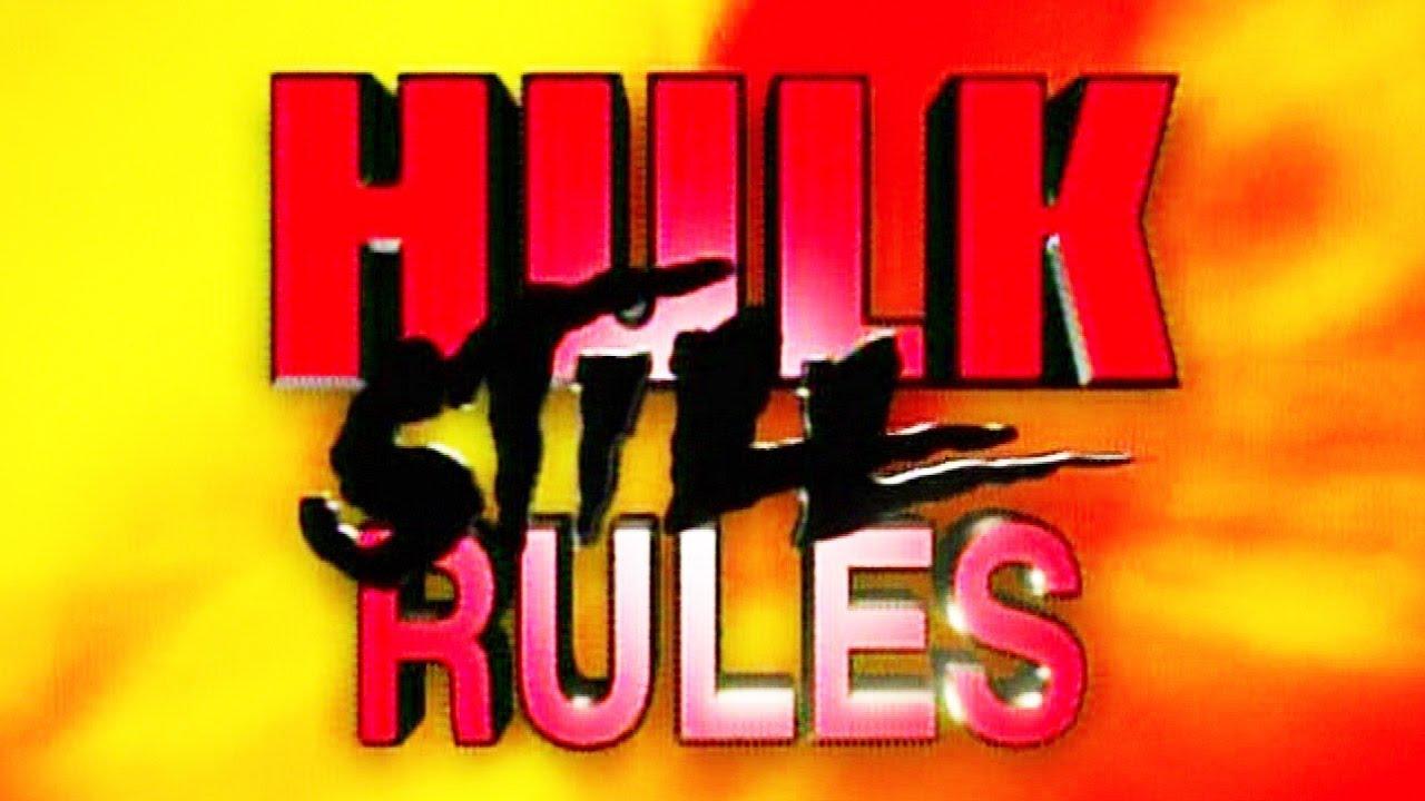 Hulk Hogan's Entrance Video - YouTube