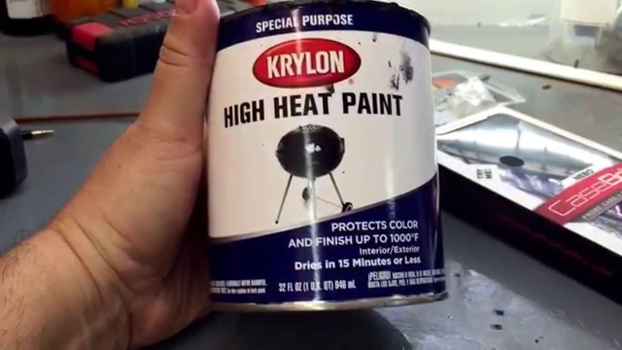Spray Paint Temperature Rating