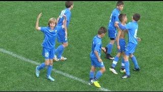 ЦСКА - Левски 0:1, деца родени през 2004 г.