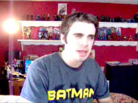 top ten supporting batman characters # 9