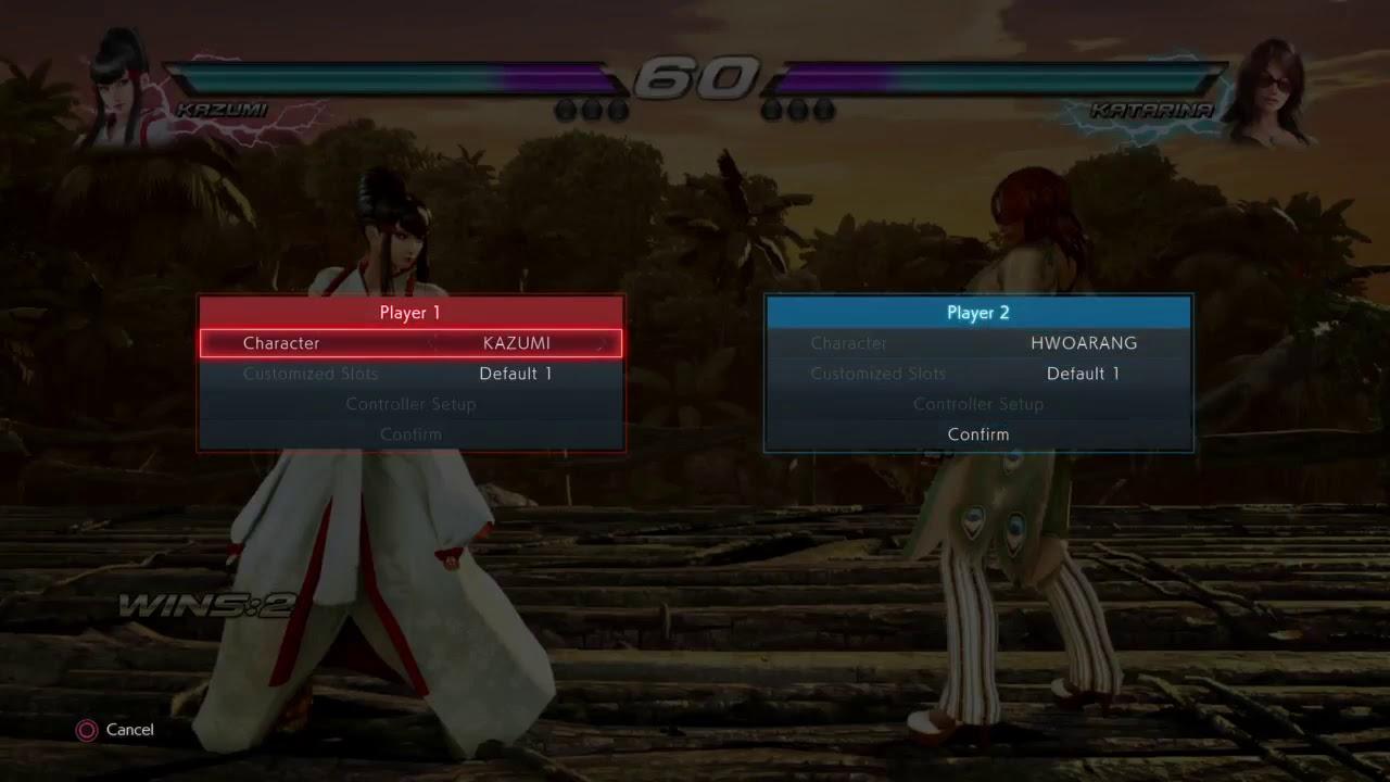 Hassan Naruto (Hwoarang) VS Mohsin Shoter (Kazumi) Tekken 7 Pakistan