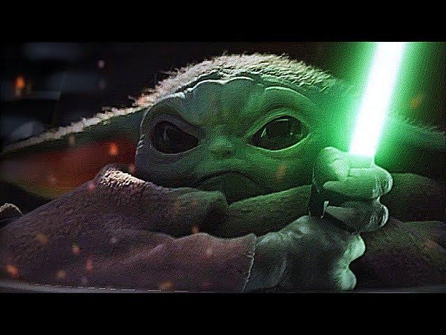 Baby Yoda Duels Palpatine In Star Wars Revenge Of The Sith Fan Edit