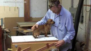 35 Laminated Multifunction Table Top • Using Wilsonart In Your Woodworking Shop - 4 Of 4