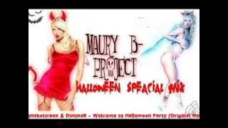 HALLOWEEN SPECIAL MIX - MAURY B- PROJECT - Electric House Of Beats # 7