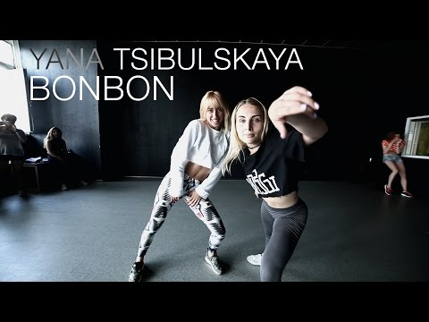 Era Istrefi - BonBon | Jazz Funk choreography by Yana Tsibulskaya | D.side dance studio
