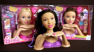 Barbie Deluxe Styling Heads from Just Play
