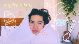 Inquiry & Tea 🌱 (Life Advice w/ Cone) thumbnail
