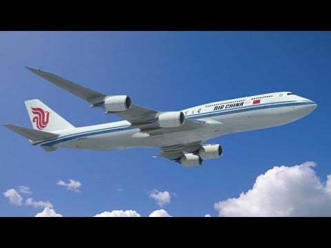 Beijing, Frankfurt airports cooperate with Air China for easier travel