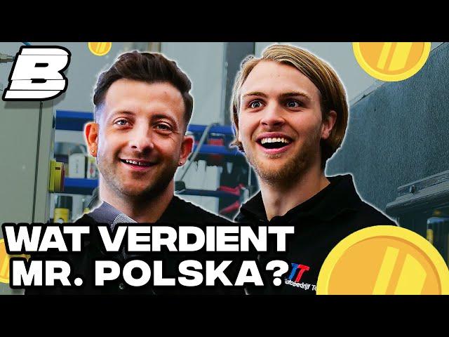 "MR. POLSKA: ""MIJN AUTO KOST 120.000 EURO!"" | Wat Schuift 'T - Concentrate BOLD"