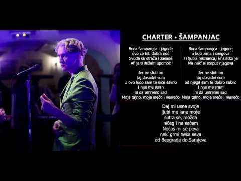 CHARTER • Šampanjac (OFFICIAL AUDIO 2016)