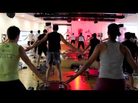 Aquafitness Power Jump Aula Especial