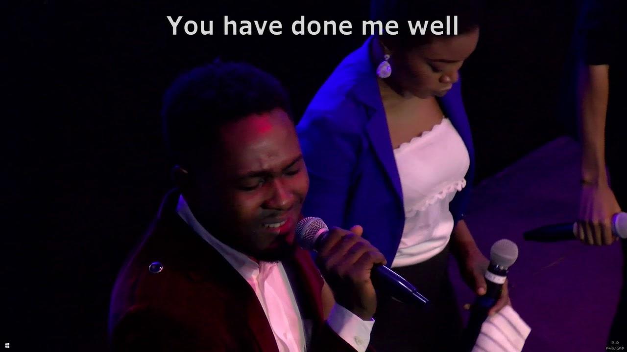 Download SOLOMON LANGE Live at THE LIGHT HOUSE Abuja