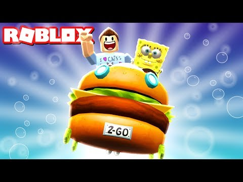 Thumbnail: SPONGEBOB SQUAREPANTS MOVIE IN ROBLOX