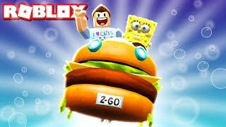 SPONGEBOB SQUAREPANTS MOVIE IN ROBLOX